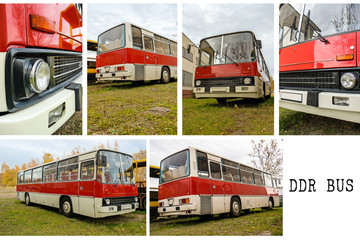 Retro DDR BUS Ostalgie