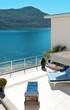 beautiful terrace of a penthouse - 72941566