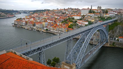 Timelapse of Porto, Portugal
