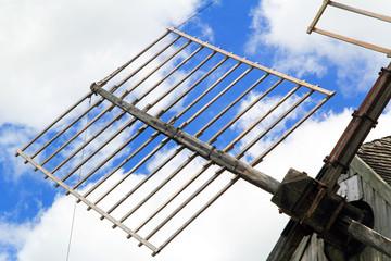 Aile de moulin à vent