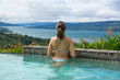 vu sur le lac - Costa Rica