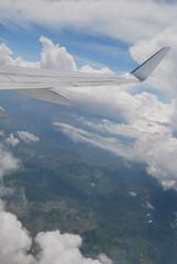Полет над Черногорией