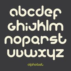 personal alphabet