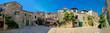 Old Hvar island stone town