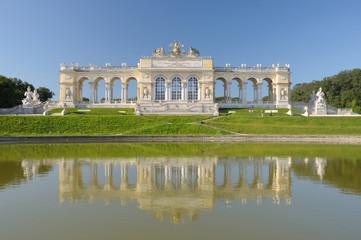Pavilion Gloriette, Vienna, Austria