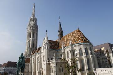 Budapest - Eglise Matthias