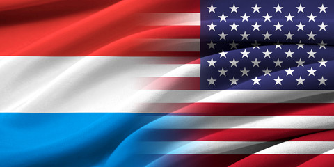 USA and Luxembourg.