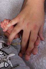 pieds de bébés