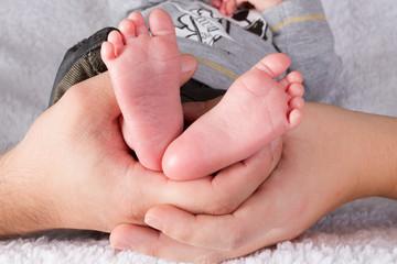 Bébé est né