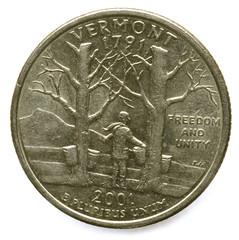 Vermont quarter