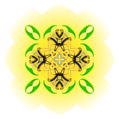 Yellow384