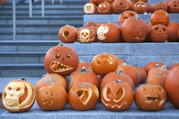 pumpkin of the Halloween Pumpkin