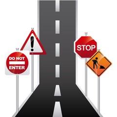 road signal design