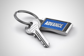 Key of Advance