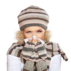 Flu, allergy, cold