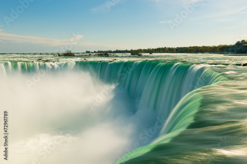 Horseshoe Falls during the day - 72961789