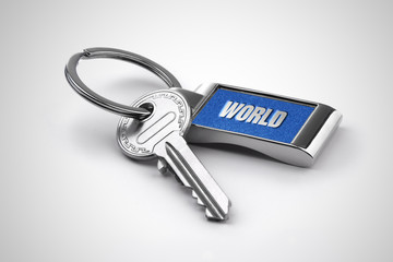 Key of World