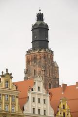 Tower of St. Elizabeth's Church, Wrocław