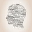 Head of words2