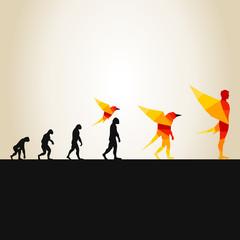 Evolution in a bird2
