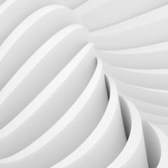 White Architecture Concept
