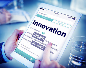 Digital Dictionary Innovation Ideas Creativity Concepts