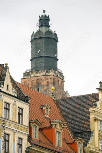 Wrocław Market Hall © villorejo