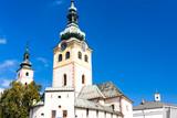 Town Castle (Barbakan), Banska Bystrica, Slovakia