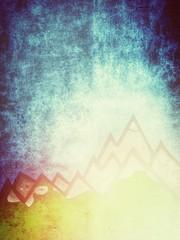 vintage Bergwelt...