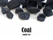 stack of coal - 72969181