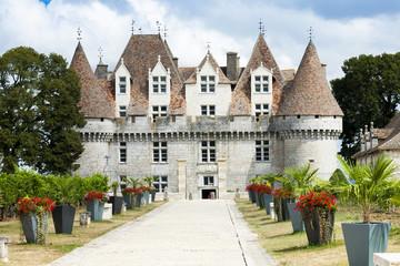 Monbazillac Castle, Aquitaine, France