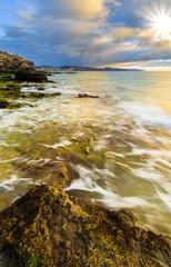 Fuerteventura coast, Canary Island