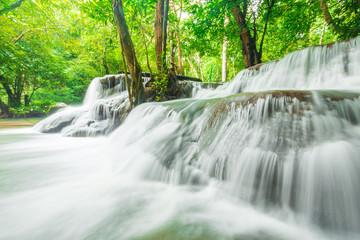 Waterfall in Kanchanaburi
