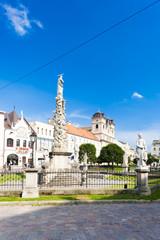 Marian Plague Column, Kosice, Slovakia