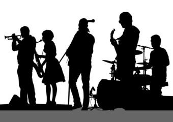 Group music
