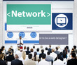 Business People Network Seminar Concepts