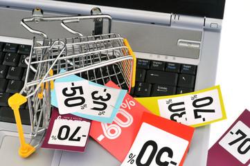 Les soldes sur le e-commerce