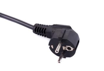 Black plug.