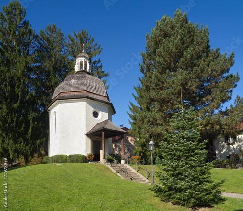 Stille Nacht-Kapelle in Oberndorf / Salzburg / Österreich - 72973976
