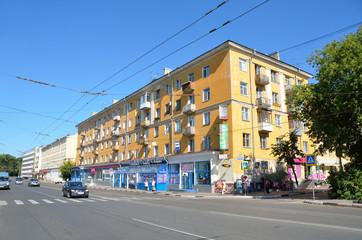 Тверь, улица Новоторжская