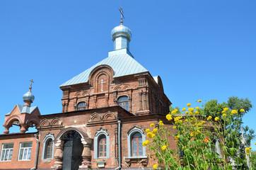 Никольская церковь в Твери