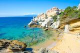 Sardinia Coast - Capo Testa - Italy © Simon Dannhauer