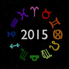 Zodiac 2015 colors