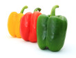 canvas print picture - Bell  pepper