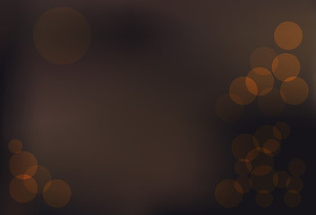 Abstract chocolate brown background