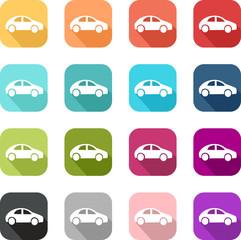 icône voiture