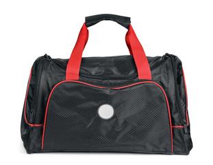 Black sports bag