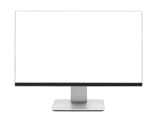 Computer LCD frameless wide monitor