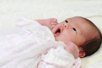 生後1ヶ月の赤ちゃん