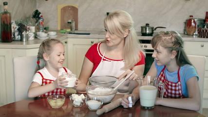 Bolting Flour